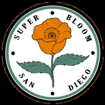 3x3'' Super Bloom Sticker