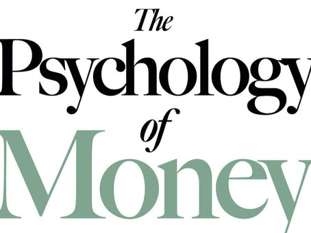 Book Recommendation: The Psychology of Money