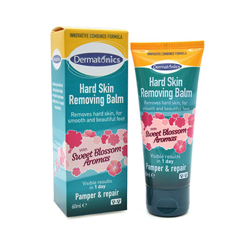 Dermatonics Vegan Hard Skin Removing Balm 60ml