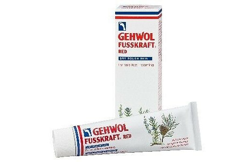 Gehwol Fusskraft Red Warming Cream 125ml