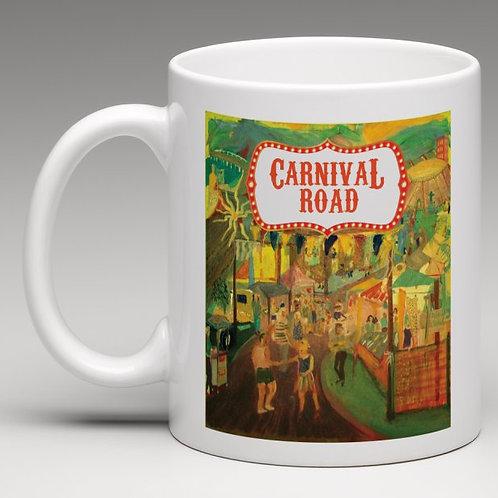 Carnival Road Album Mug