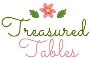 Treasured Tables Logo