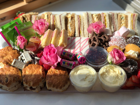 """The Small"" Afternoon Tea Platter"