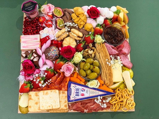 """""""The Small"""" Mothers Day Platter"""
