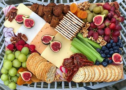 The Vegan Platter