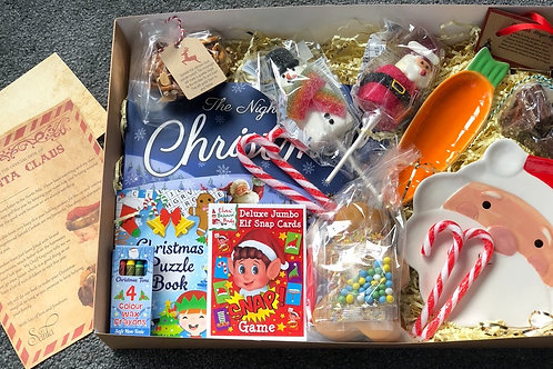 Family Christmas Eve Box