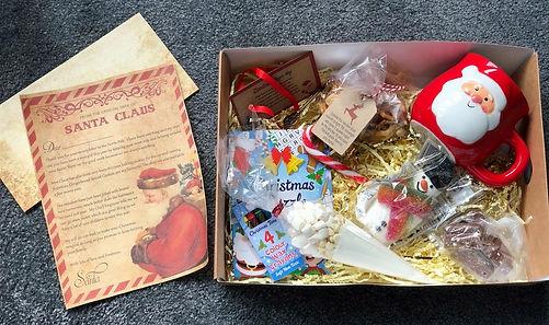 Kids Christmas Eve Box