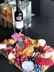 The Luxury Platter with Port