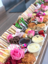 """""""The Small"""" Afternoon Tea Platters"""