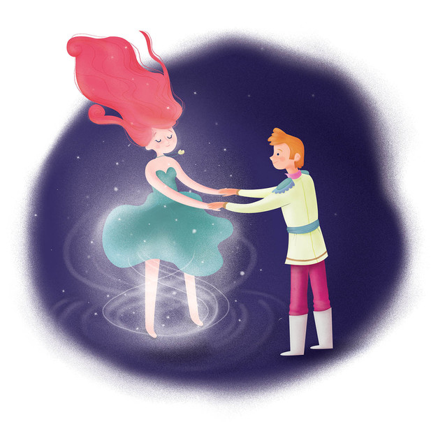 Little Mermaid - La sirenetta