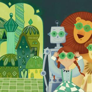 The wizard of Oz - Il mago di Oz