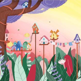 Fairy garden - Il giardino delle fate