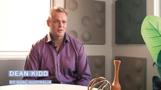 Dean From My Goal Australia | Dashworks Workspace