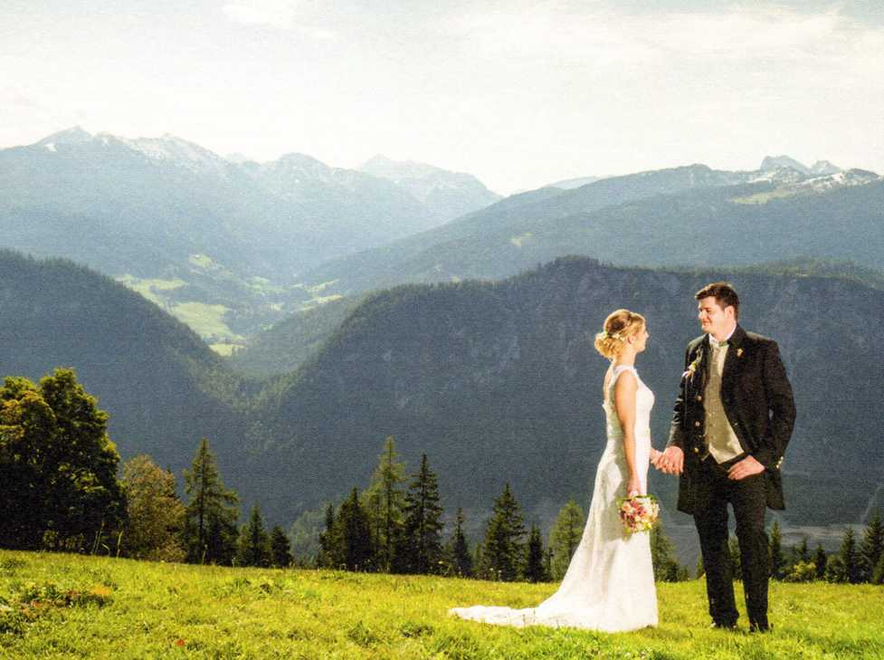 Kofler Bettina und Lukas