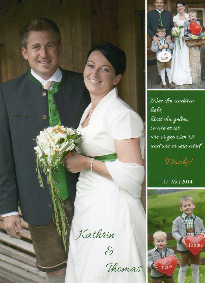 Steger Kathrin und Tom