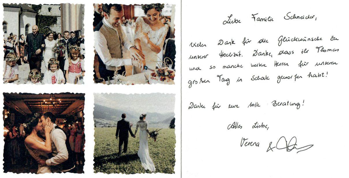 Ebner Verena und Thomas