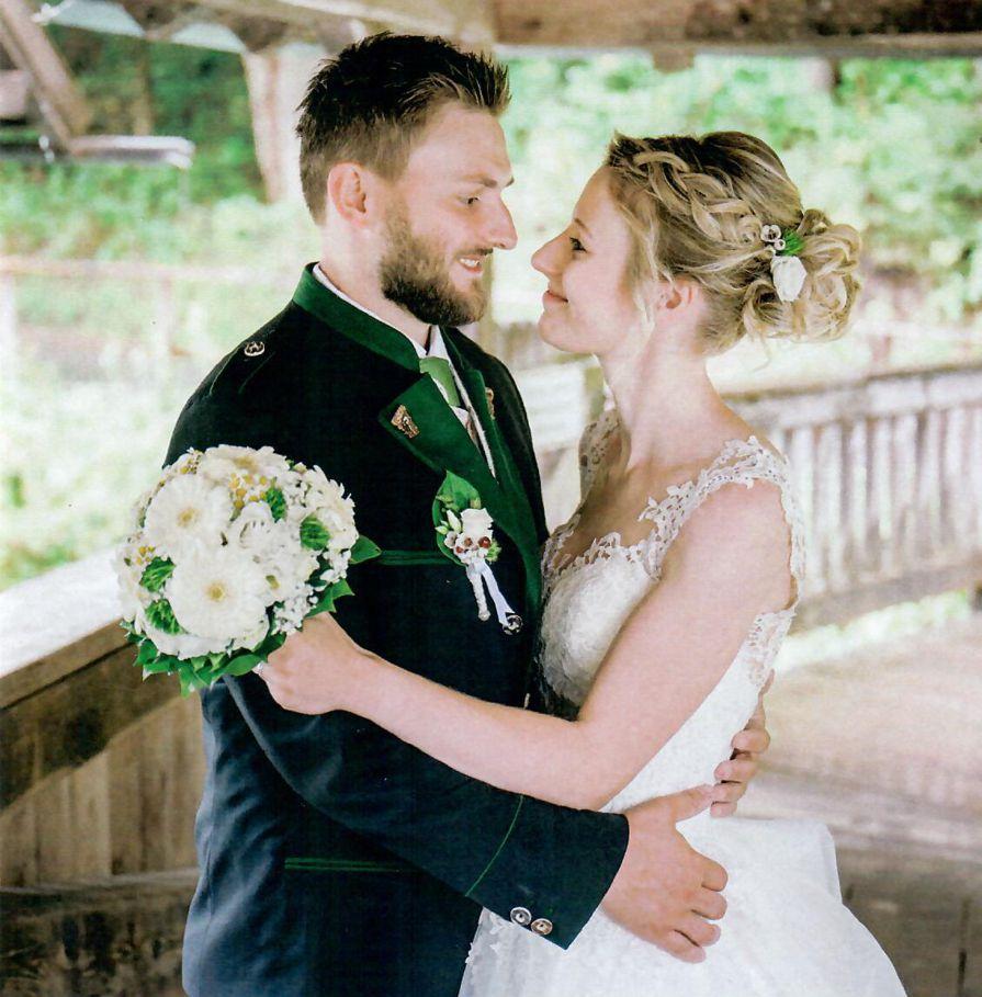 Huber Stephanie und Simon