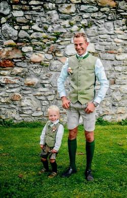 Krallinger Michael mit Lukas