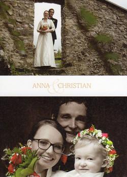 Dick Anna und Christian