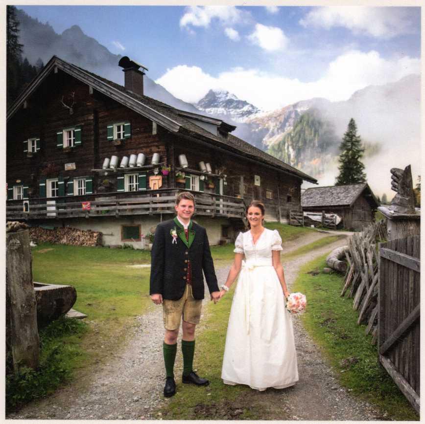 Rettensteiner Barbara und Andreas