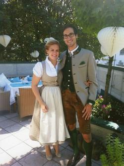 Haym Maria und Sebastian