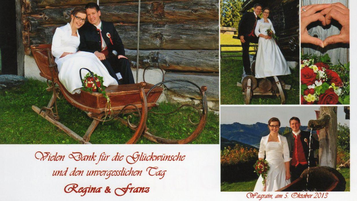 Fritzenwallner Regina und Franz