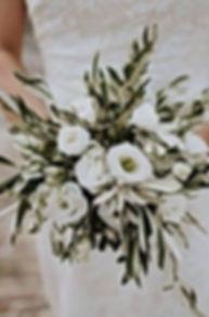 Bruidsboeket_losjes_veldboeket_olijftakk