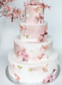 le beau gateau-Bruidstaart-Naked Cake-Sweet table-VIC weddingcard
