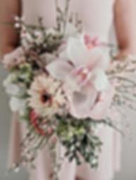 Bruidsboeket-VIC weddingcard