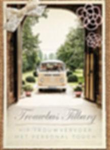 trouwbus-trouwvervoer-volkswagenbusje-vintage bruilogt-VIC weddingcard