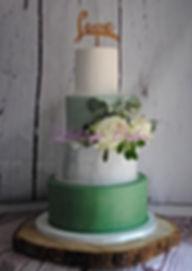 bruidstaart-nakes cake-sweet table-VIC weddingcard