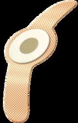 Foot Care náplasti na kuří oka produkt