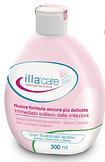 Illa_Care_Intimní_gel čistota svěžest bez parabenů barviv dermatologicky testováno hygiena