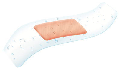 Cutiflex náplast do vody produkt