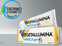 Vegetallumina Arnica gel na bolesti kloubů a svalů, artritidu, hematmy