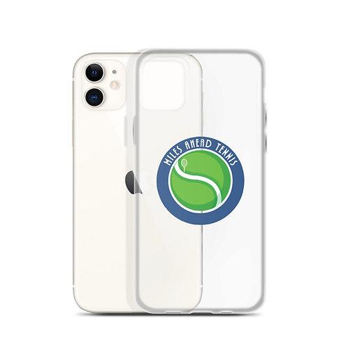 Premium Milesaheadtennis IPhone Case