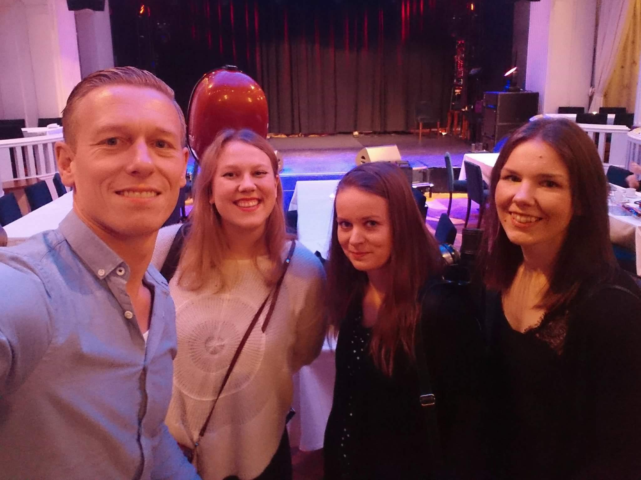 Lumo Ensemble @ Casino Helsinki