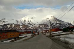 Svalbard view