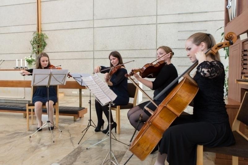 Häämusiikkia Helsingissä