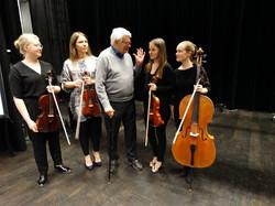 Lumo Ensemble & Bo Ekman
