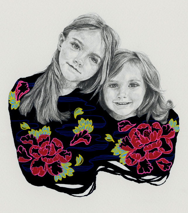 Lilwen and Carys