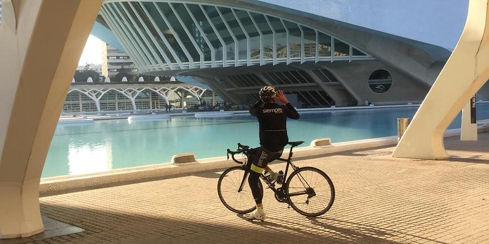 Alicante to Valencia - One Day Ride