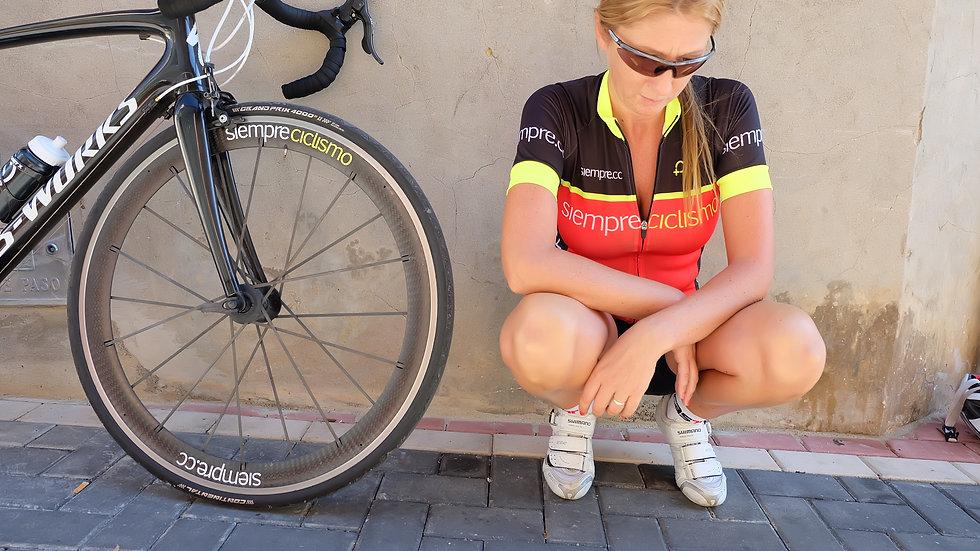 Siempre Ciclismo 2016/2017 Team Jersey
