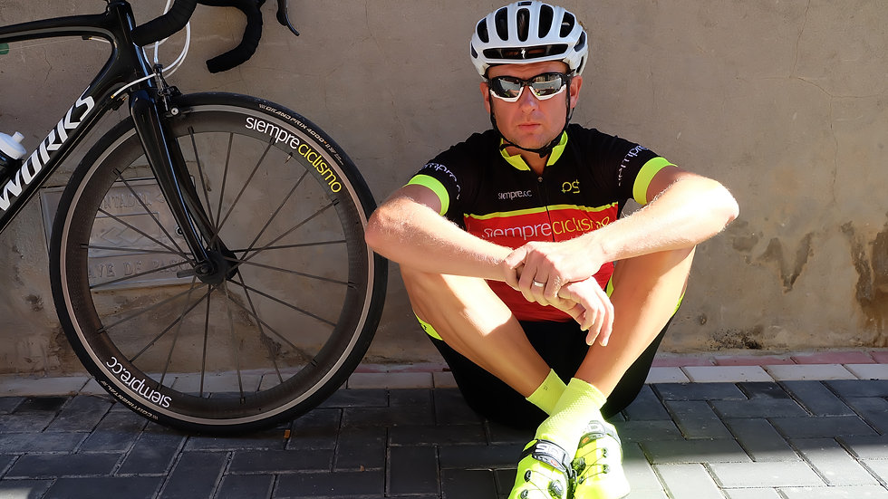Chaleco Siempre Ciclismo 2016/2017 Team