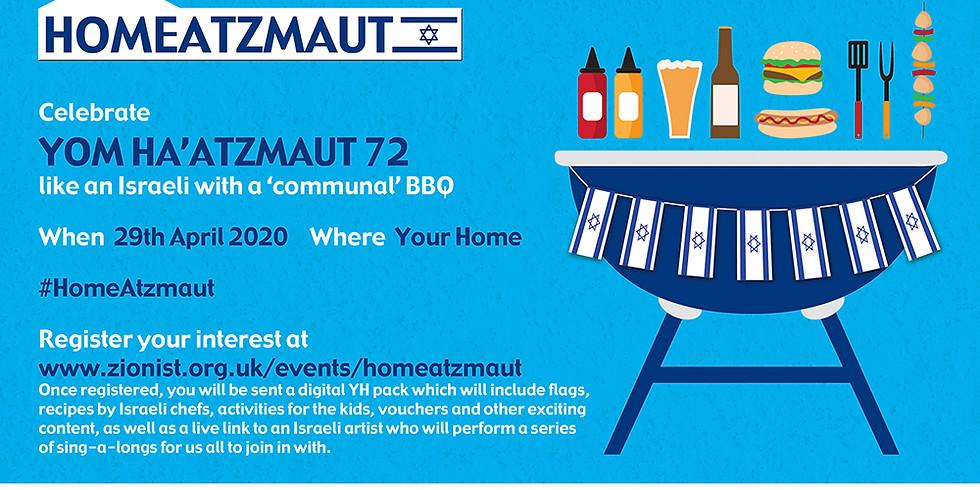 Homeatzmaut with ZF