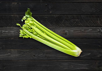 celery-branch-bunch-on-concrete-backgrou