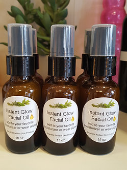 Instant Glow Facial Oil