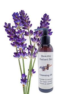 Lavender Cleansing Oil & Makeup Remover