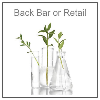 Progressive Peel Solution / Back-Bar and/or Retail