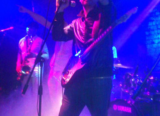 Still on UB40 vibe after J2B show at Weoley Castle - Sun 30/5/15